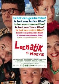 Poster van 'Loenatik - De moevie' © 2002 Three Lines Pictures