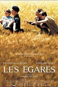 poster 'Les Égarés' © 2003 Paradiso