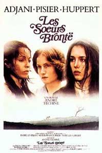 poster 'Les Soeurs Brontë' © 1979