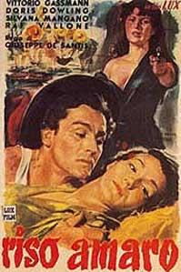 poster 'Riso Amaro' © 1949