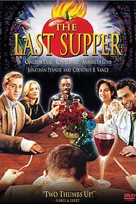 poster 'The Last Supper' © 1995 Columbia TriStar