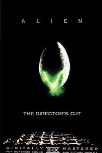 poster 'Alien - The Director's Cut' © 2003 FOX