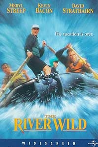 poster 'The River Wild' © 1994 United International Pictures (UIP)