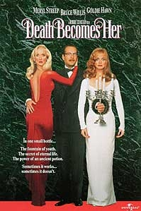 poster 'Death Becomes Her' © 1992