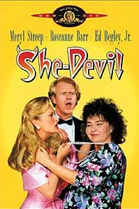 poster 'She-Devil' © 1989 Orion Pictures Corporation