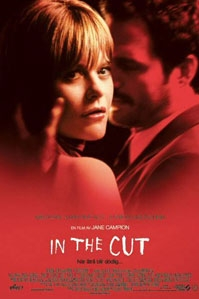 poster 'In the Cut' © 2003 A-Film Distribution