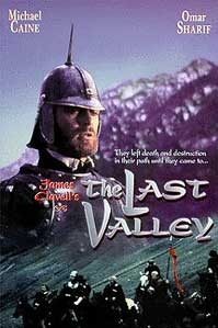 poster 'The Last Valley' © 1971