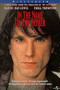 poster 'In The Name Of The Father'