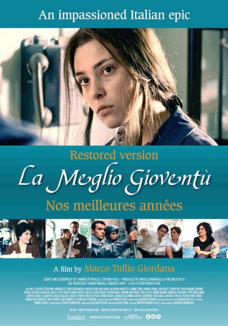 poster 'La Meglio Gioventù' © 2004 Filmmuseum