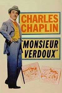 poster 'Monsieur Verdoux' © 1947 United Artists