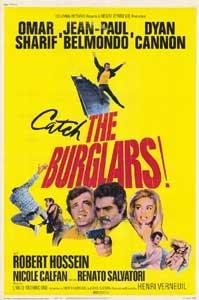 poster 'The Burglars' © 1972 Columbia Pictures