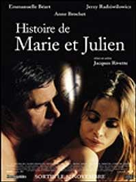 poster 'L' Histoire de Marie et Julien' © 2004 Bright Angel Distribution