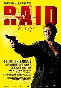 poster 'Raid' © 2003 Egmont Films