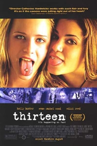 poster 'Thirteen' © 2004 20th Century Fox Netherlands