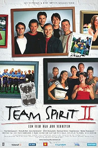 poster 'Team Spirit II' © 2003 Kinepolis Film Distribution
