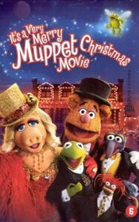 poster 'It's a Very Merry Muppet Christmas Movie' © 2002 Jim Henson Productions