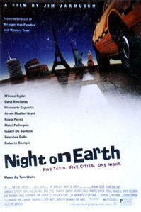 poster 'Night on Earth' © 1991 Channel Four Films