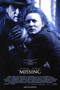 poster 'The Missing' © 2004 Columbia TriStar