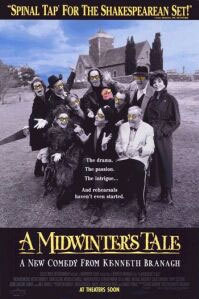 poster 'In the Bleak Midwinter' © 1995