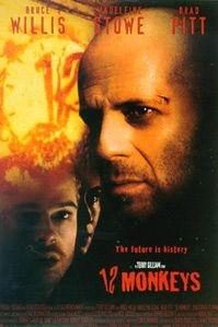 poster 'Twelve Monkeys' © 1995 PolyGram Filmed Entertainment