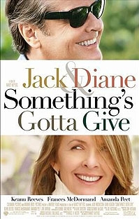 poster 'Something's Gotta Give' © 2004 Warner Bros.