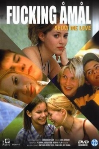 Poster van 'Fucking Åmål' (c) 2001 Strand Release