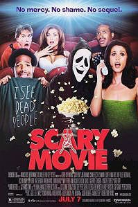 poster 'Scary Movie' © 2000 Dimension Films