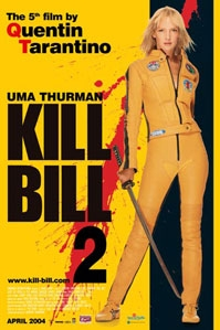 poster 'Kill Bill: Vol. 2' © 2004 RCV Film Distribution