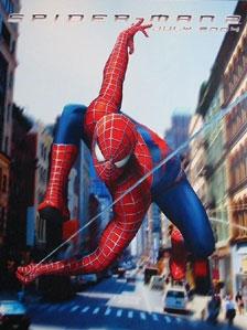 poster 'Spider-Man 2' © 2004 Columbia TriStar Films