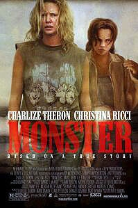 poster 'Monster' © 2004 Moonlight Films