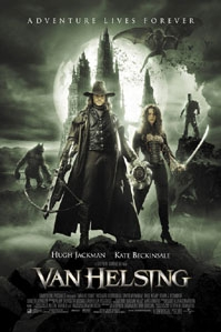 poster 'Van Helsing' © 2004 United International Pictures (UIP)