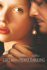 poster 'Girl with a Pearl Earring' © 2004 A-Film Distributie