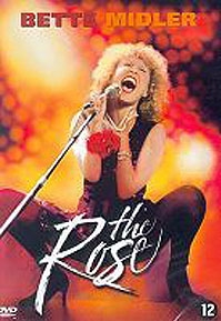 DVD-cover 'The Rose' © 1979 20th Century Fox