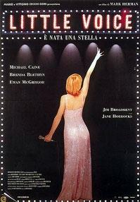 poster 'Little Voice' © 1988 RCV Film Distribution