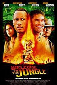 poster 'Welcome to the Jungle' © 2004 Columbia TriStar