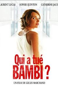 poster 'Qui a tué Bambi?' © 2004 A-Film Distribution