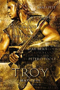 poster 'Troy' © 2004 Warner Bros.