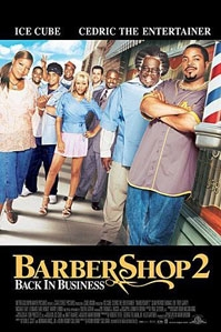 poster 'Barbershop 2: Back in Business' © 2004 Metro-Goldwyn-Mayer (MGM)