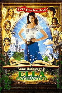 teaser poster 'Ella Enchanted' © 2004 RCV Film Distribution