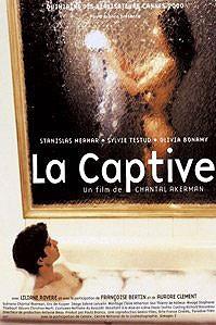 poster 'La Captive' © 2000 Centre National de la Cinématographie (CNC)