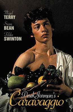poster 'Caravaggio' © 1986 Zeitgeist Films