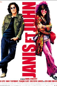 poster 'Janis et John' © 2004