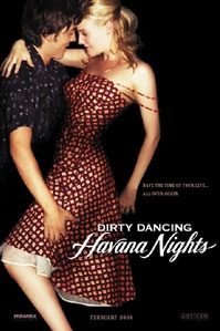 poster 'Dirty Dancing: Havana Nights' © 2004 Buena Vista International