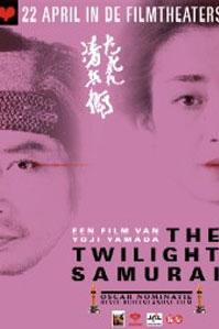 poster 'The Twilight Samurai' © 2003 Bright Angel Distribution