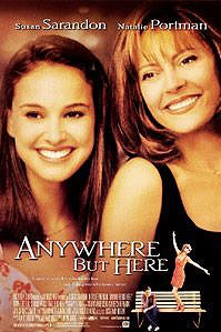 poster 'Anywhere But Here' © 1999 20th Century Fox