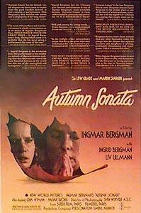 poster 'Herbstsonate' © 1978 Filmédis