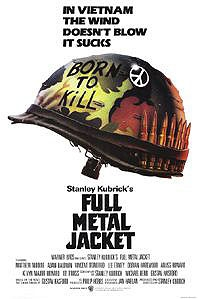 poster 'Full Metal Jacket' © 1987 Warner Bros.