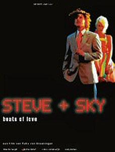 poster 'Steve + Sky' © 2004 Favourite Films