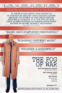 poster 'The Fog of War' © 2004 Columbia TriStar