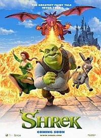 Poster 'Shrek' (c) 2001 UIP